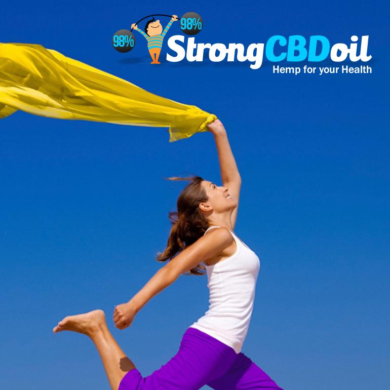 strong cbd oil