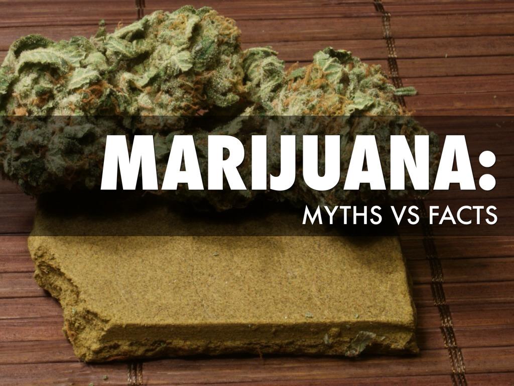 myths weed