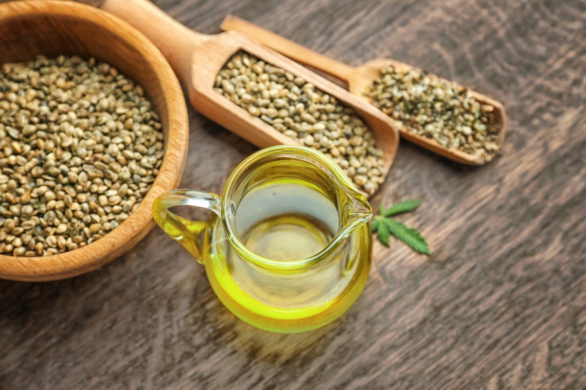 hemp seed oil hair