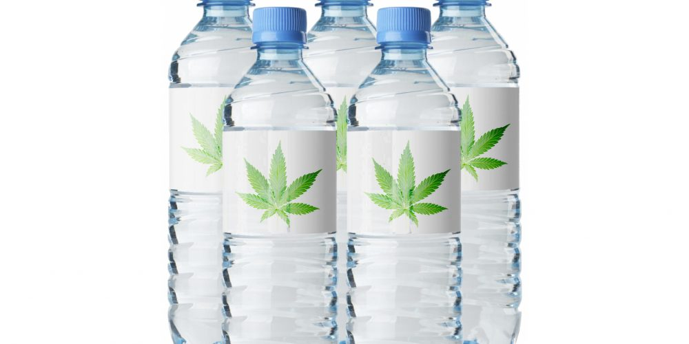 What you should know about CBD water