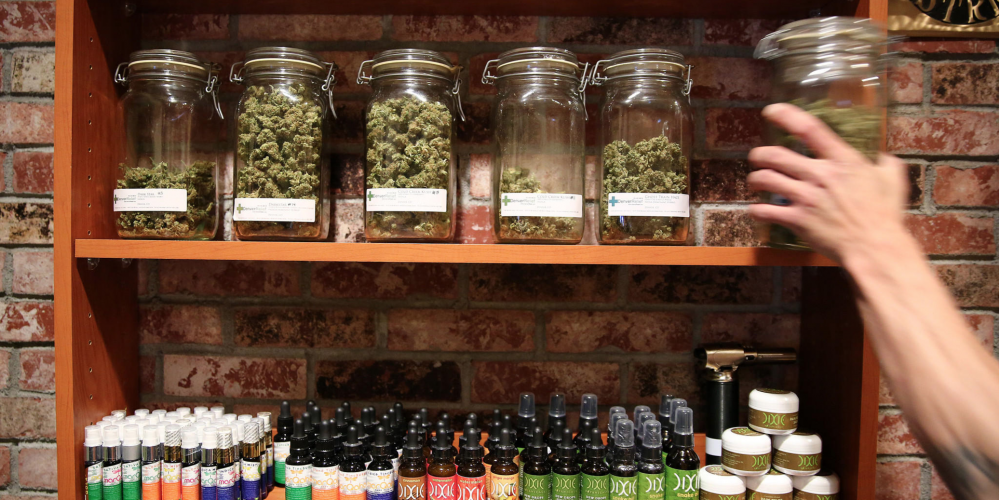 Maryland opens 34 medical cannabis dispensaries