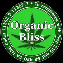 Organic Bliss Deliveries / Antelope Valley, California Delivery