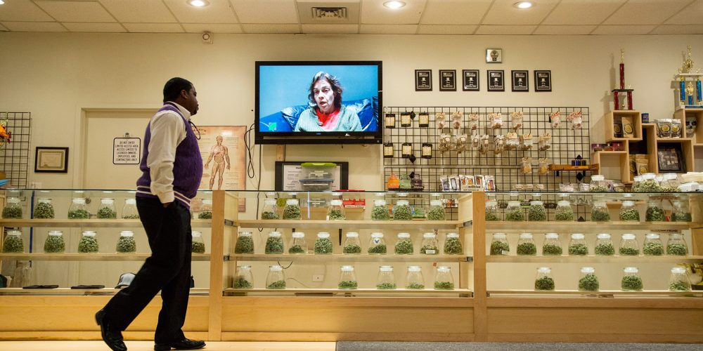 The ins and outs of a marijuana dispensary