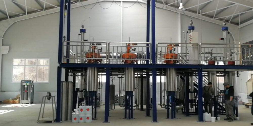 Supercritical CO2 Extraction: The Cleanest Method for CBD Products