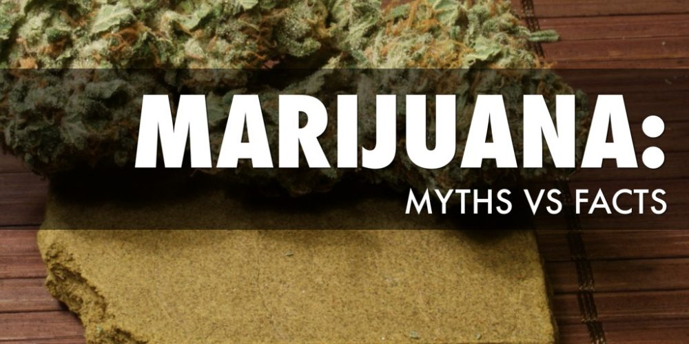 10 Myths about Weed you should Stop Believing