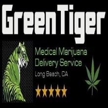 Green Tiger / Long Beach, California Delivery