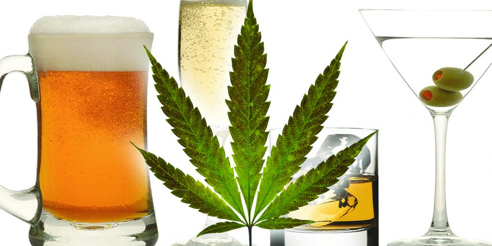 Alcohol and Marijuana Effects
