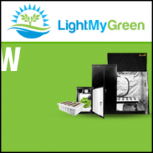 Light My Green – Grow Lights, Grow Tents, Hydroponics