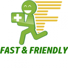 Fast and Friendly / South Bay, California / Delivery