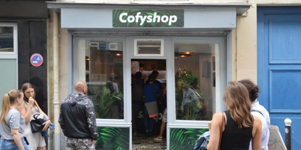 A First in France: CBD Coffee Shops